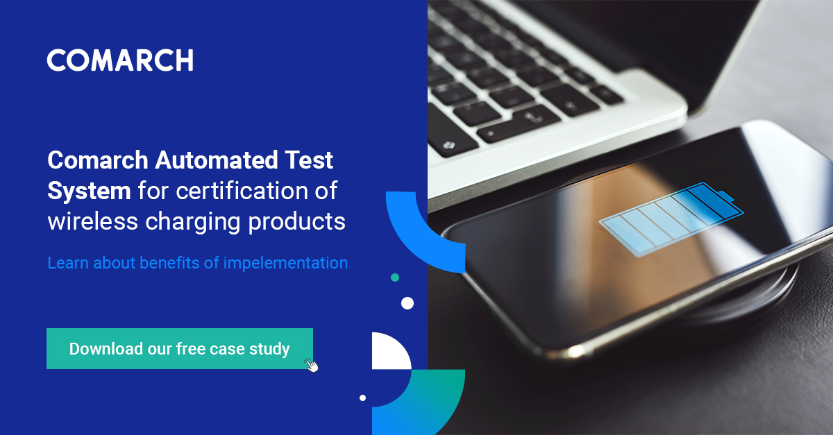 Comarch Automated Test System